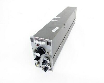 Unholtz-dickie Udco Model D22pmslt Charge Amplifier
