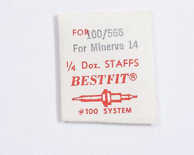 UNRUHEWELLE FÜR  Chrono Minerva Cal.13//20 CH ident Alpina 890 nos balance staff