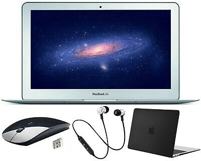 Apple MacBook Air i5, 4GB RAM, 128GB SSD, 11.6-inch, and Get Free 2-Day Shipping