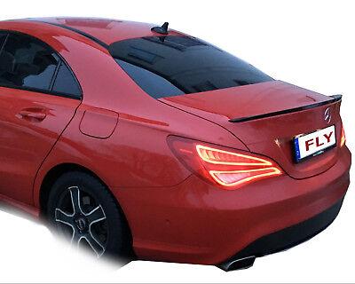 Mercedes Benz W117 CLA 117 Heckspoiler Kofferraum SLIM Spoiler Abrisskante
