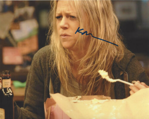 KAITLIN OLSON SIGNED IT'S ALWAYS SUNNY IN PHILADELPHIA 8x10 PHOTO B COA ACTRESS
