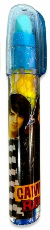 Party Favors - Camp Rock - Stackable Erasers - Blue - 1pc