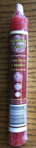 CREATE DESIRE IN ANOTHER Ritual Quick Spell Candle!