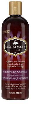 Hask Macadamia Moisturizing Shampoo 12 oz (34315A)