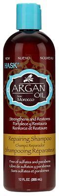 Hask Argan Repairing Shampoo 12 oz (34316A)