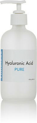 Timeless Hyaluronic Acid 100  Natural  Hydrate   Plump Your Skin   8Oz Refill