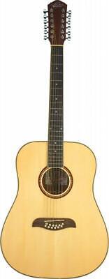 Oscar Schmidt OD312 Natural 12-String Dreadnought Guitar-  ()