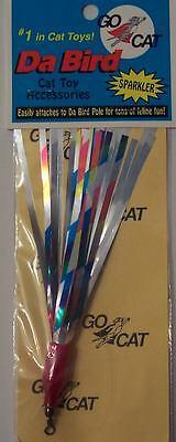 Sparkler REFILL for Da Bird wand cat toy toys kitten free shipping