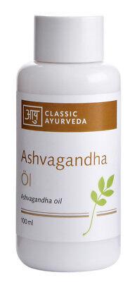 Ashvagandha Massageöl von Classic Ayurveda
