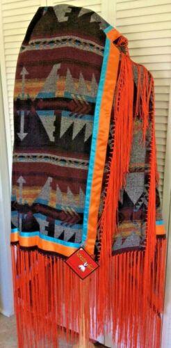 Native American Regalia *GENUINE KETUKLA* COOL WEATHER TRADITIONAL SHAWL