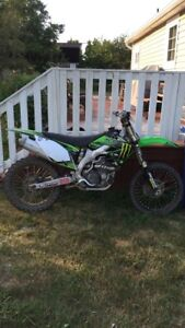 2010 kx 450 for sale