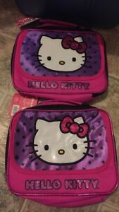 New lunch bags