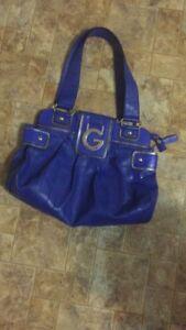 New authentic ladies designer guess purse