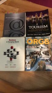 MSVU TEXTBOOKS (Business,Tourism,English& Science)