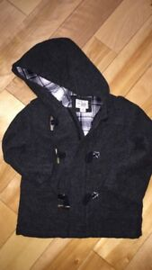 4t winter dress coat