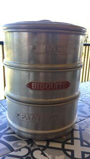 Wanted: Antique kitchen canisters