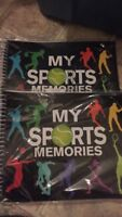 Sports memory book New in package  Dartmouth Halifax Preview
