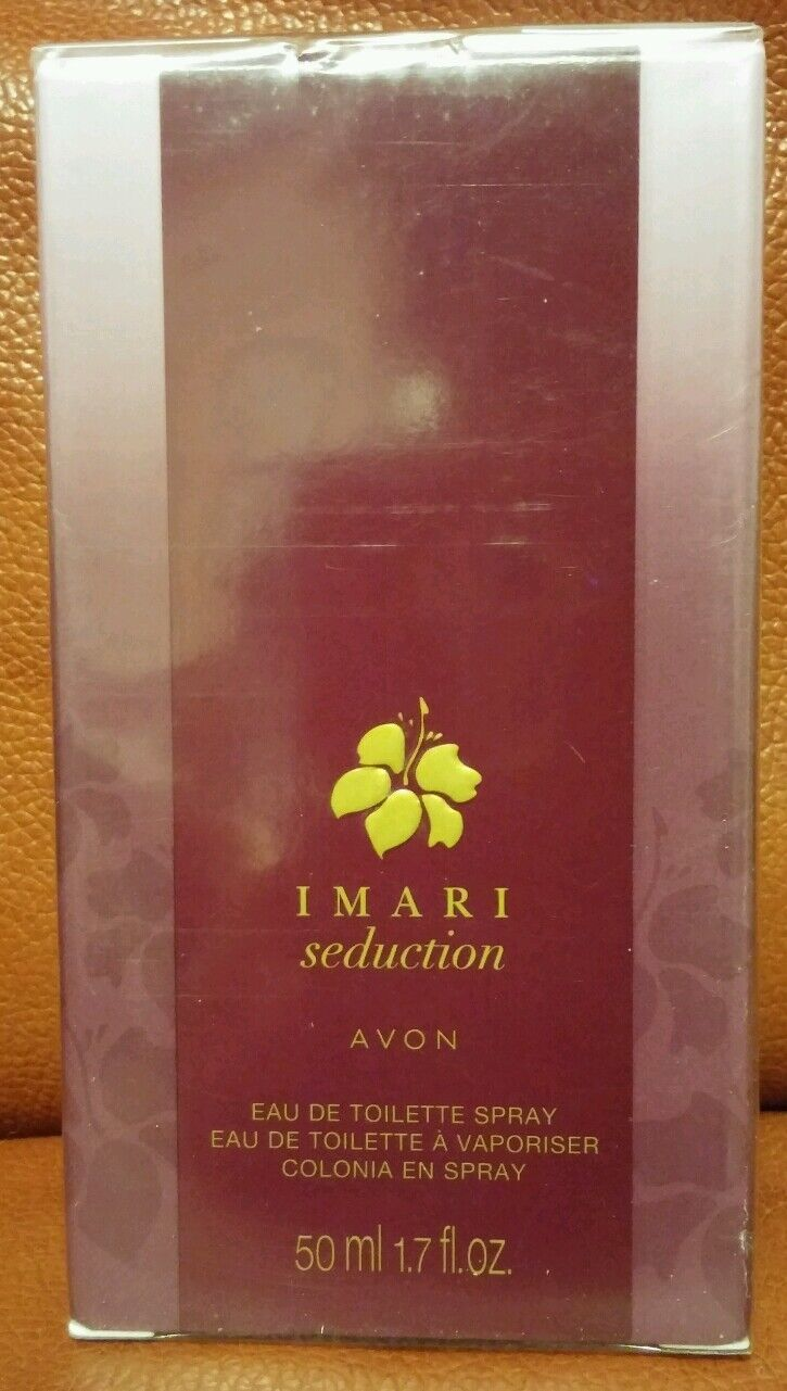 Imari Seduction Avon Eau de Toilette Perfume Spray 1.7oz pur