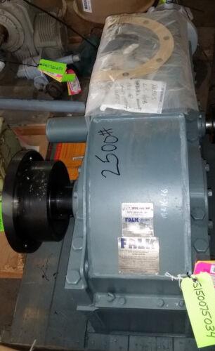 Falk 2100Y-LS Gear Reducer Ratio: 3.758 400HP  Rebuilt