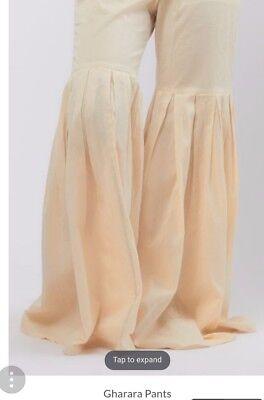 Pakistani 100% original brand KHAADI basic cotton garara pants