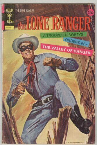 Lone Ranger #17 1970 G/VG
