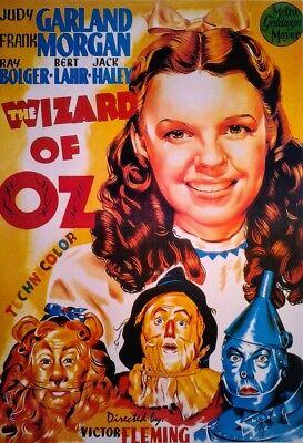 Der Zauberer Von Oz Filme ( Der Zauberer von Oz - The Wizard of Oz | US Import Filmplakat Poster 68x98 cm)