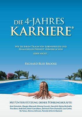 Die 4-Jahres-Karriere - Richard Bliss Brooke - Taschenbuch ISBN: 978-3902114617