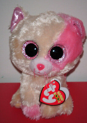 """Ty Beanie Boos ~ ANABELLE the 6"""" Cat ~ B & N Exclusive~ MINT with MINT TAGS"""