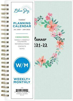 Agenda Planner Organizer 2021-2022weekly Monthly Schedule Appointment Book New