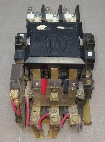 ITE A203C NEMA Size 1 Motor Starter 120v Coil.