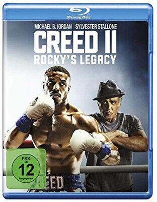 Creed II: Rocky's Legacy Blu-ray Neu und Originalverpackt Creed 2, Teil 2
