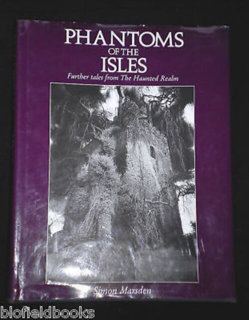 Phantoms of the Isles: Tales From The Haunted Realm-1990-1st Ghosts/Supernatural