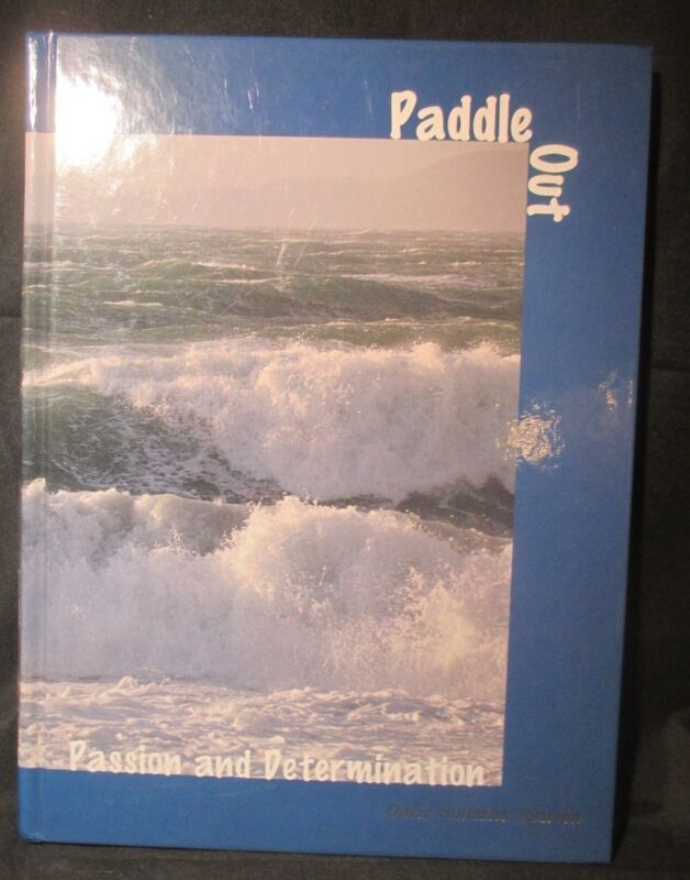 Paddle Out the 2008 Echo, Rumsey Hall School Yearbook, Washington Depot, CT