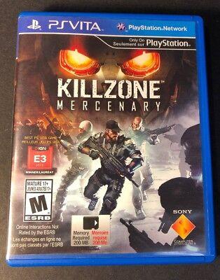 Killzone [ Mercenary ]  (PS VITA) USED segunda mano  Embacar hacia Mexico