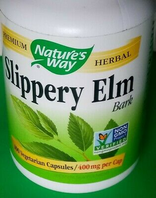 Nature's Way Slippery Elm Bark