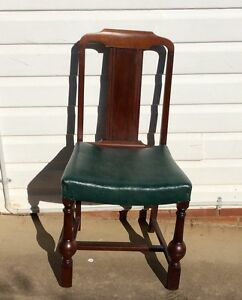 Early 1900's Dining Table and 6 Matching Chairs Tumut Tumut Area Preview