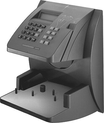 Handpunch 4000 Biometric Clock W Ethernet Rsi Hp-4000 1 Year Warranty Authorize