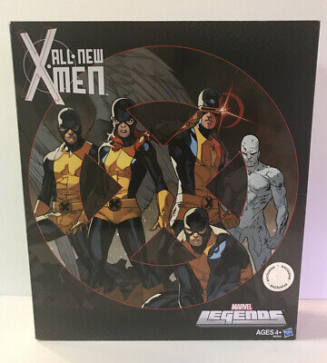"Marvel Legends All New X-Men Toys R Us Exclusive Box Set "" 5 Pack New"