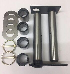 BUCKET PIN AND BUSH KIT FOR KUBOTA KX61-3 MINI DIGGER HARDENED