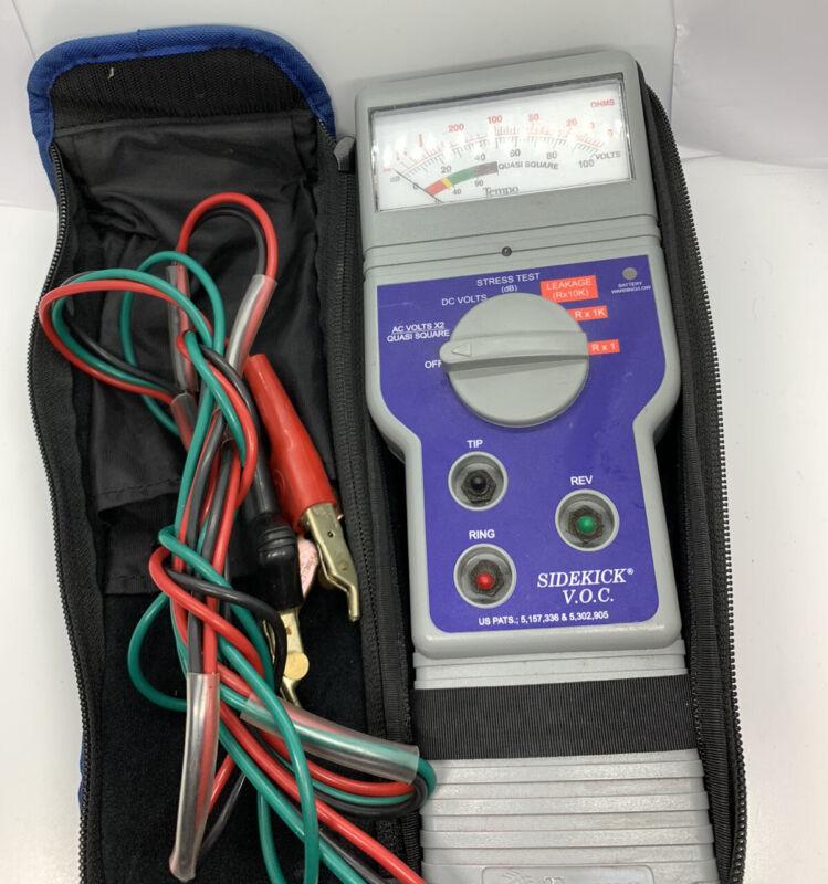 Tempo Sidekick VOC Cable Tester