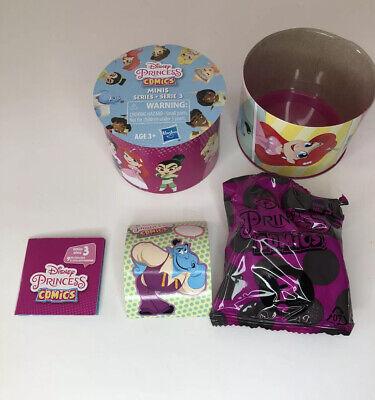 Hasbro Disney Princess Comics Minis Series 3 GENIE Aladdin - NEW