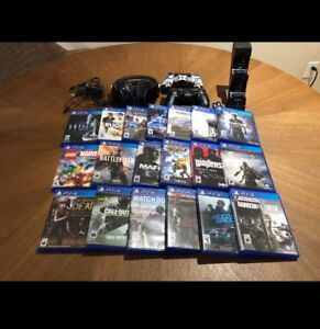 PS4 GAMES & MORE FOR SALE!