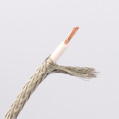 Cables de baja tensión, trenza coaxial + 1x0,5mm² CU estañado TEC