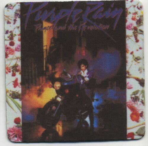 Prince - Record Album Cover  COASTER -    Rock Pop Soul -  Purple Rain