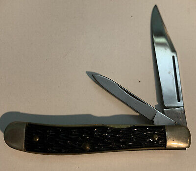 ULSTER KNIFE Co POCKET KNIFE IN GOOD CONDITION (Unsharpened)