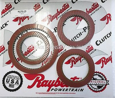 AOD AODE 4R70W Transmission Stage-1 High Performance Clutch Pack Rebuild Kit Aod Aode 4r70w Transmission