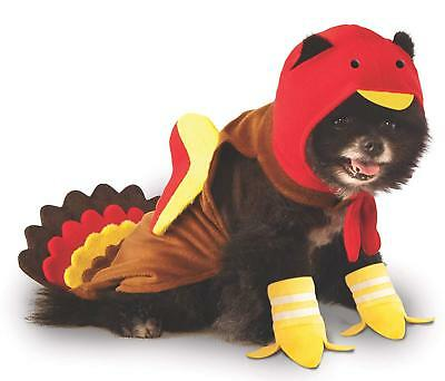 Rubie's Pet Shop Boutique Turkey Dog Costume XL  CS - Dog Turkey Costume