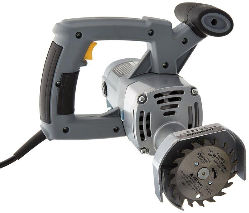 "3-3/8"" Blade Toe Kick Saw Remove flooring under cabinets Home Improvement Tool"