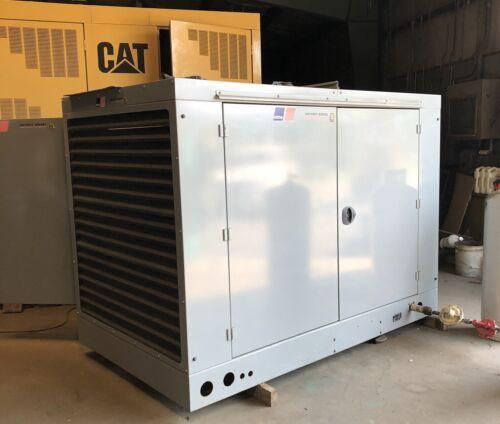MTU 130 KW Natural Gas Generator Set w/84 Original Hours (GM 8.1L/Marathon)