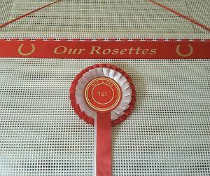 Rosette Holder Horse/Dog  Show  Display Your Rosettes UK Rosette Frame